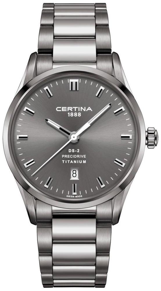 Certina C024.410.44.081.20 - zegarek męski