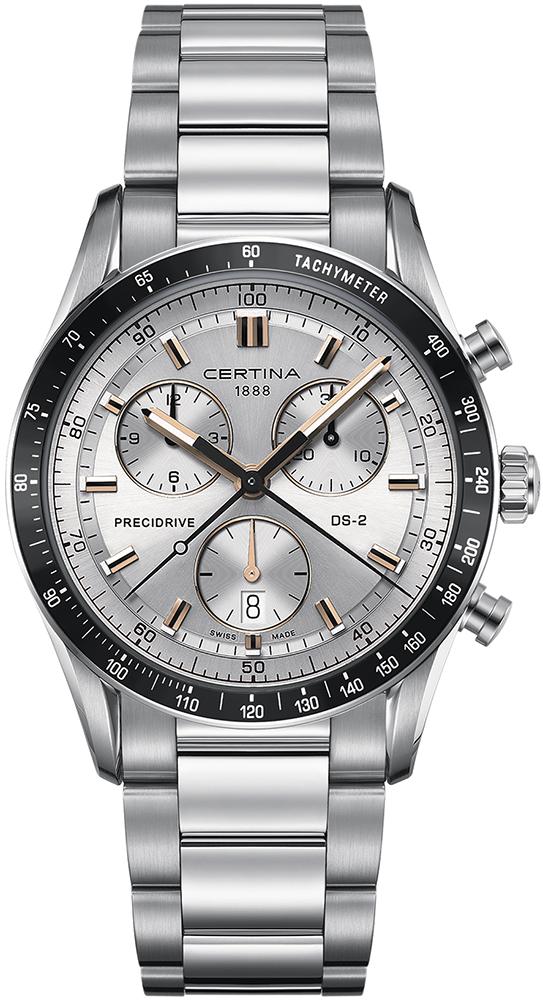 Certina C024.447.11.031.01 - zegarek męski