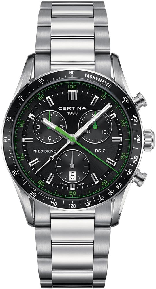 Certina C024.447.11.051.02 - zegarek męski