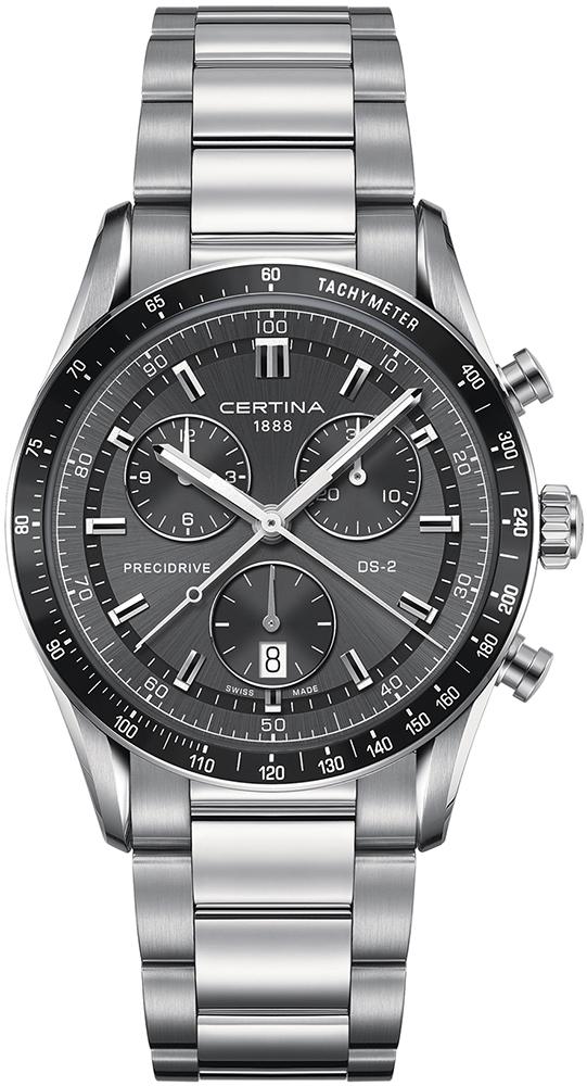 Certina C024.447.11.081.00 - zegarek męski