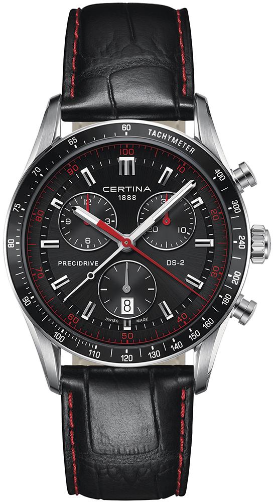 Certina C024.447.16.051.03 - zegarek męski