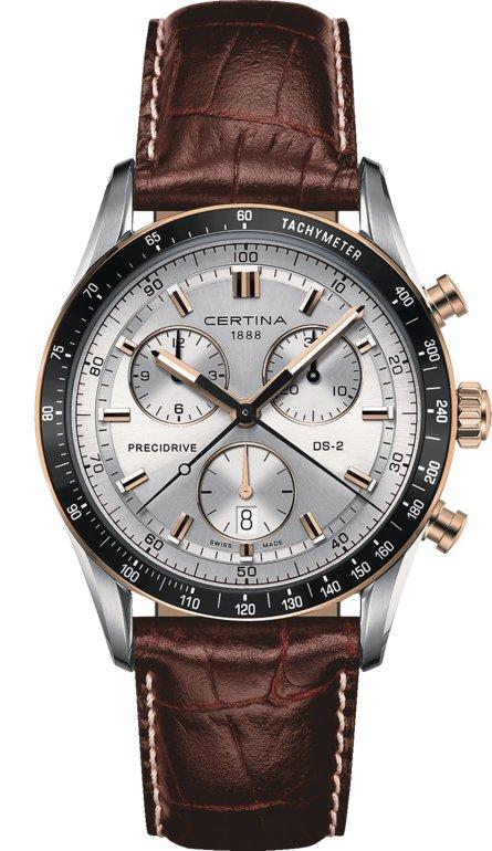 Certina C024.447.26.031.00 - zegarek męski