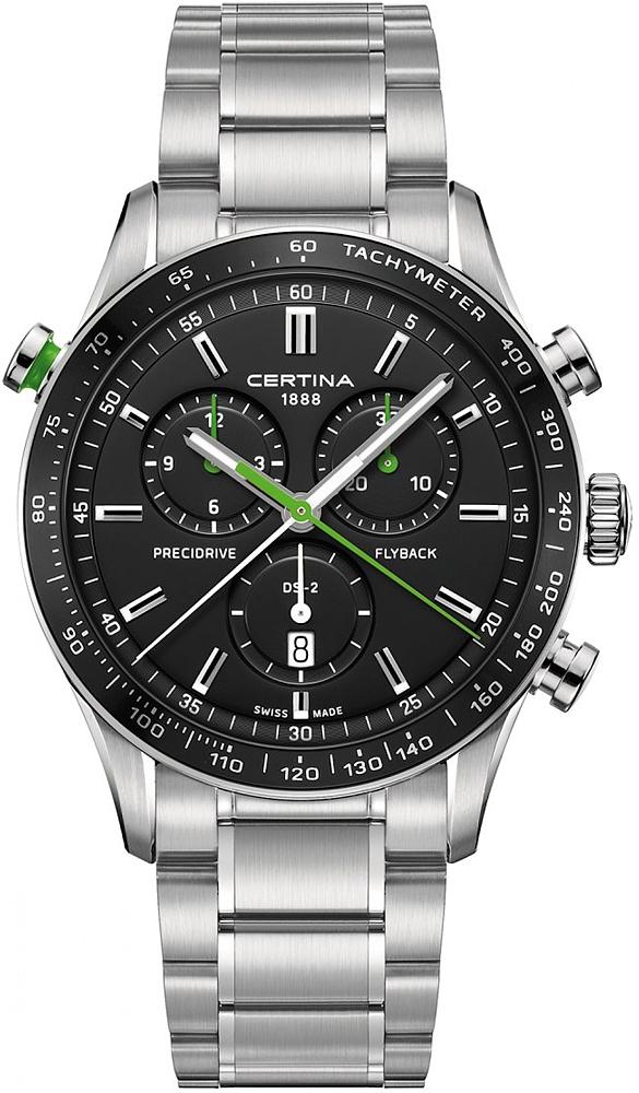 Certina C024.618.11.051.02 - zegarek męski