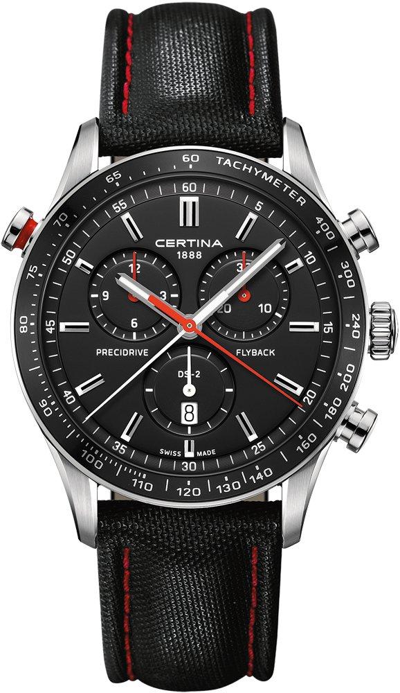 Certina C024.618.16.051.00 - zegarek męski