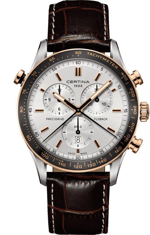Certina C024.618.26.031.00 - zegarek męski