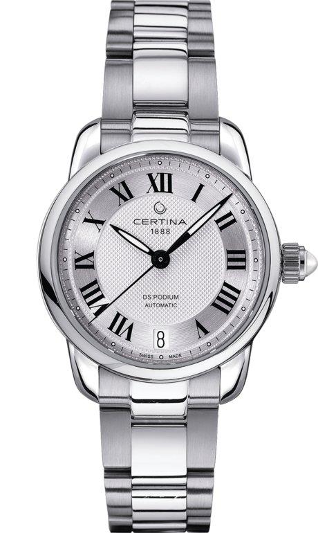 Certina C025.207.11.038.00 - zegarek damski