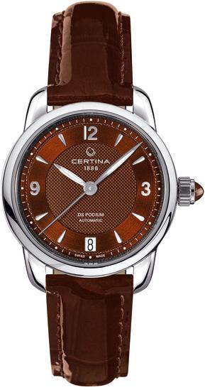 Certina C025.207.16.297.00 - zegarek damski