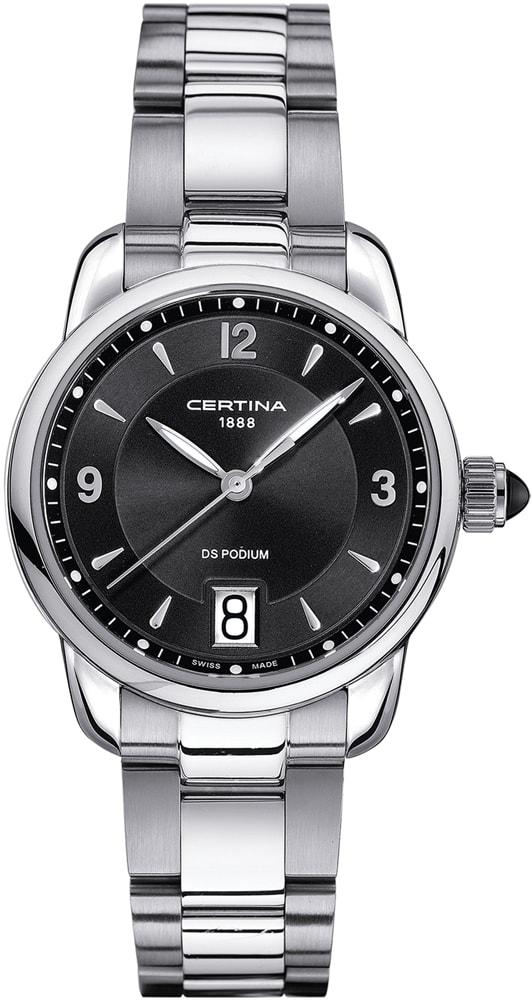 Certina C025.210.11.057.00 - zegarek damski