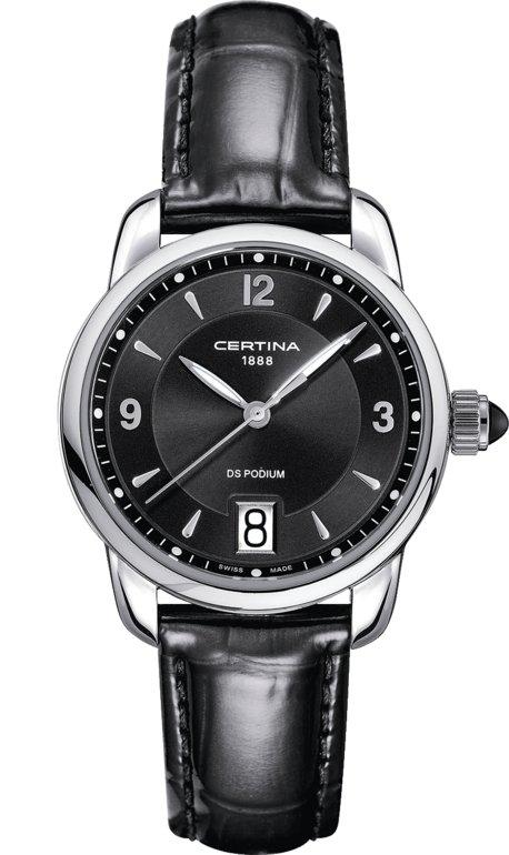 Certina C025.210.16.057.00 - zegarek damski