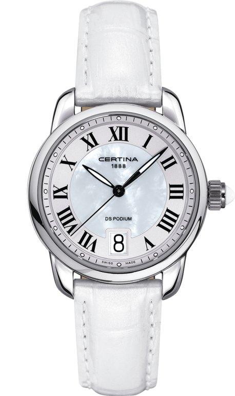 Certina C025.210.16.118.01 - zegarek damski