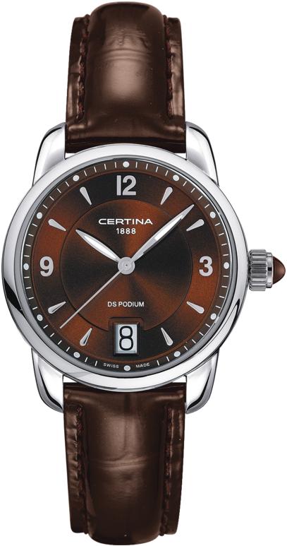 Certina C025.210.16.297.00 - zegarek damski