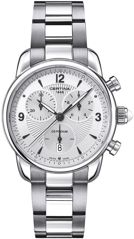 Certina C025.217.11.017.00 - zegarek damski