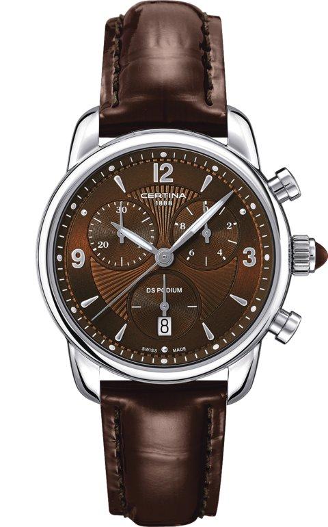 Certina C025.217.16.297.00 - zegarek damski