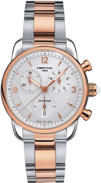 Certina C025.217.22.017.00 - zegarek damski