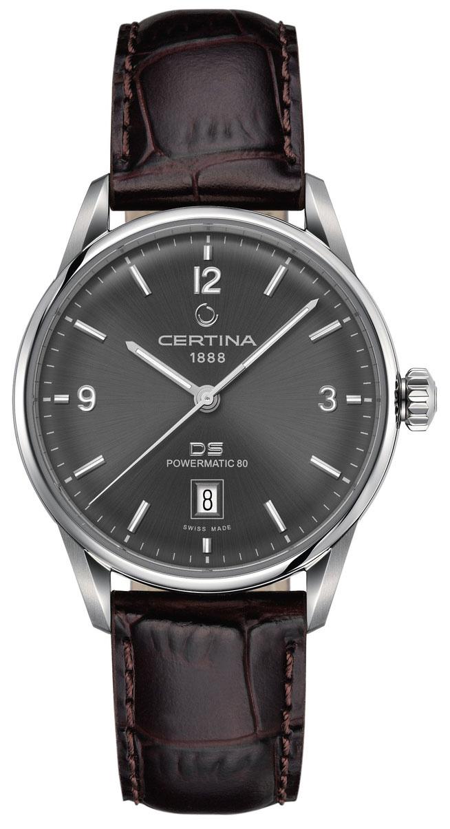 Certina C026.407.16.087.00 - zegarek męski