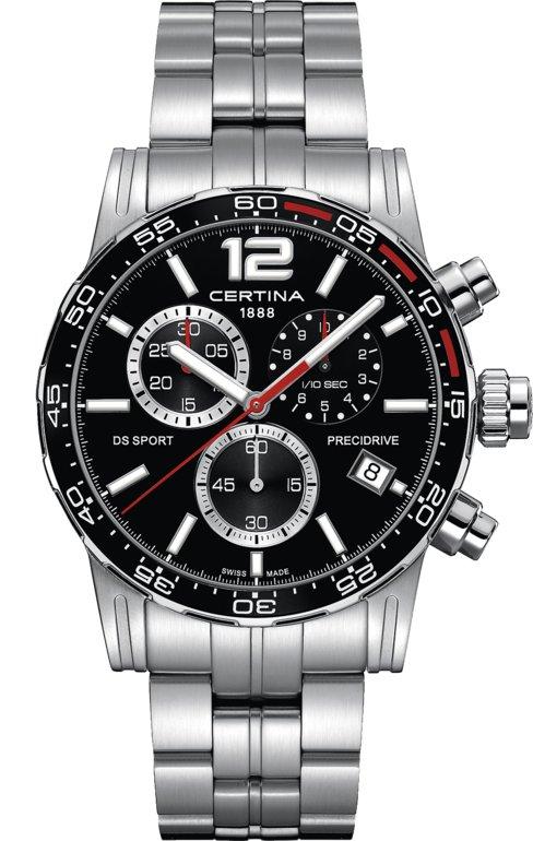 Certina C027.417.11.057.02 - zegarek męski