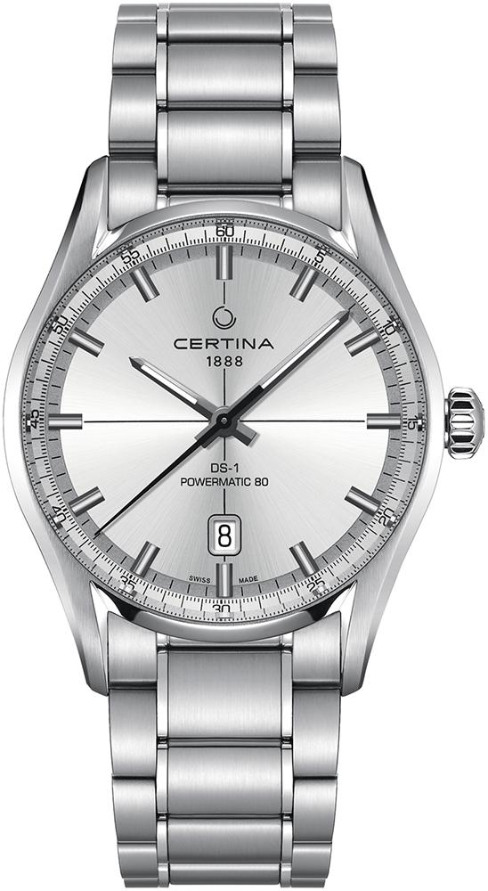 Certina C029.407.11.031.00 - zegarek męski