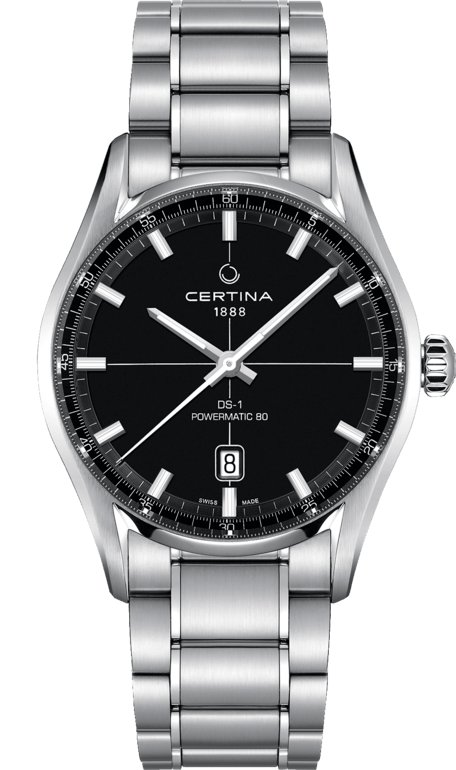 Certina C029.407.11.051.00 - zegarek męski