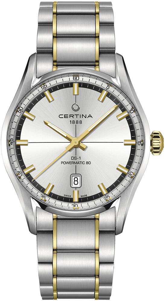 Certina C029.407.22.031.00 - zegarek męski