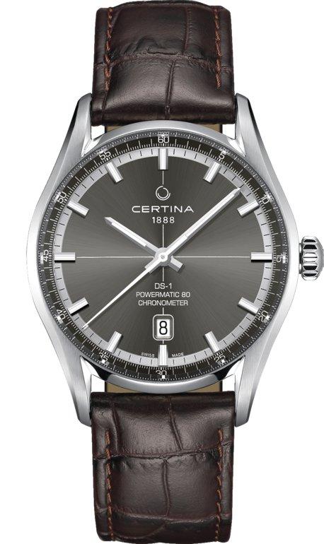 Certina C029.408.16.081.00 - zegarek męski