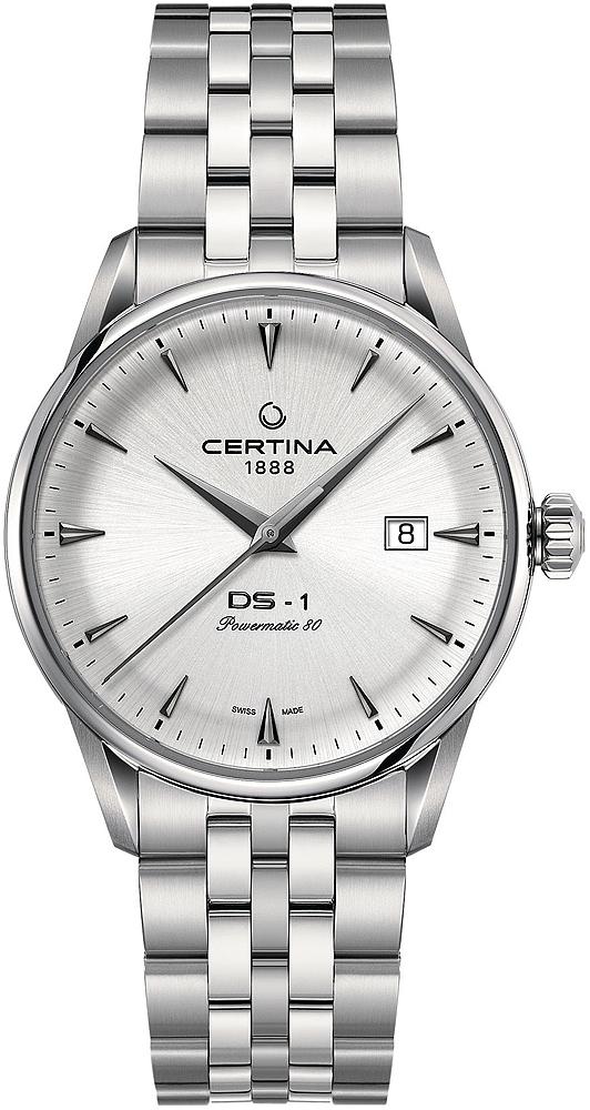 Certina C029.807.11.031.00 - zegarek męski