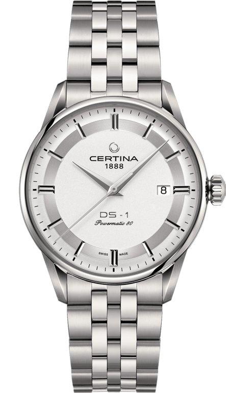 Certina C029.807.11.031.60 - zegarek męski