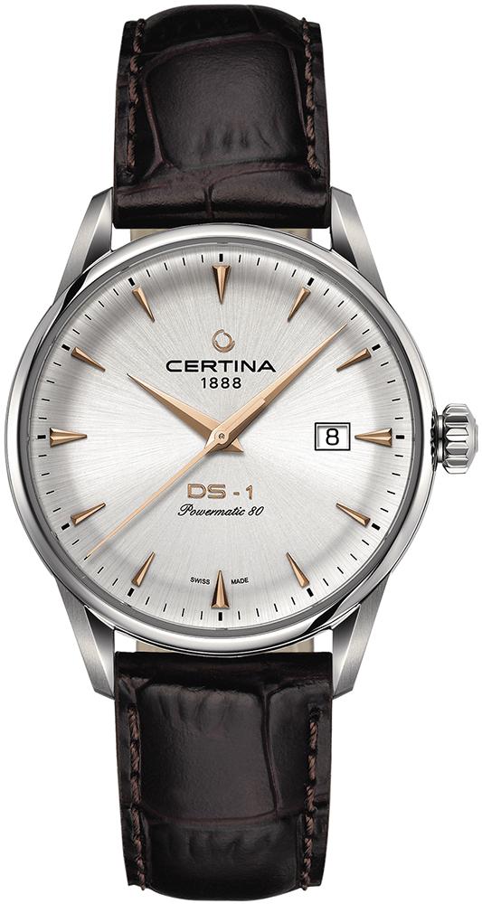 Certina C029.807.16.031.01 - zegarek męski