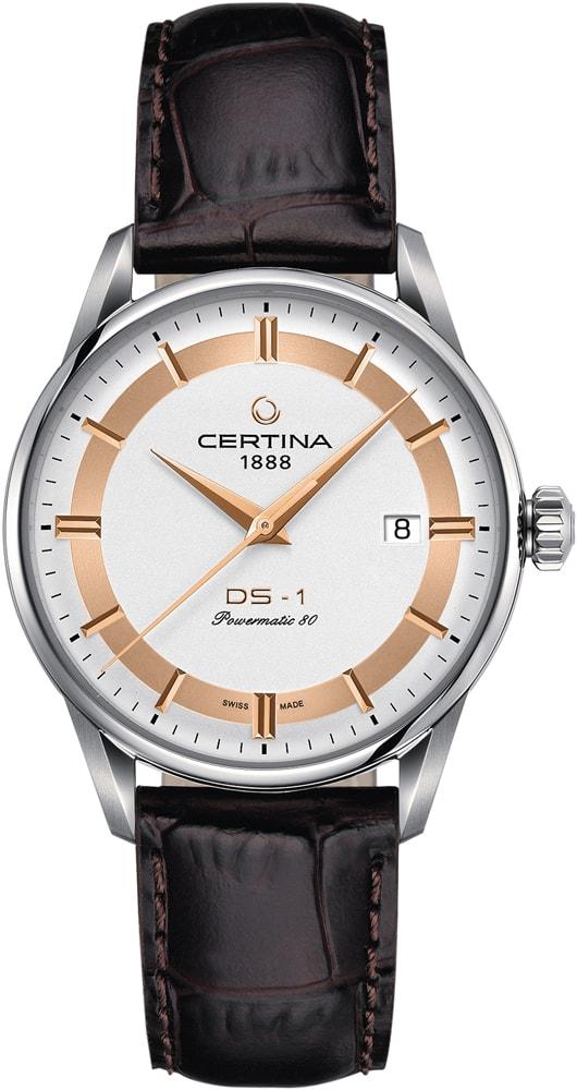 Certina C029.807.16.031.60 - zegarek męski