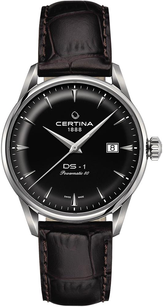 Certina C029.807.16.051.00 - zegarek męski