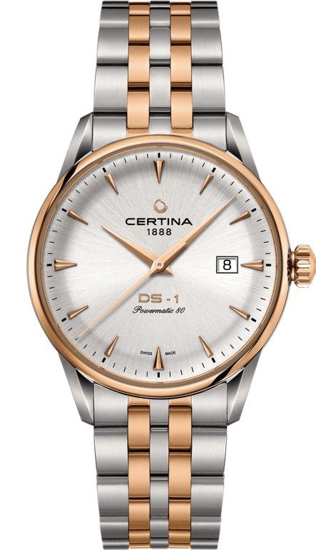 Certina C029.807.22.031.00 - zegarek męski