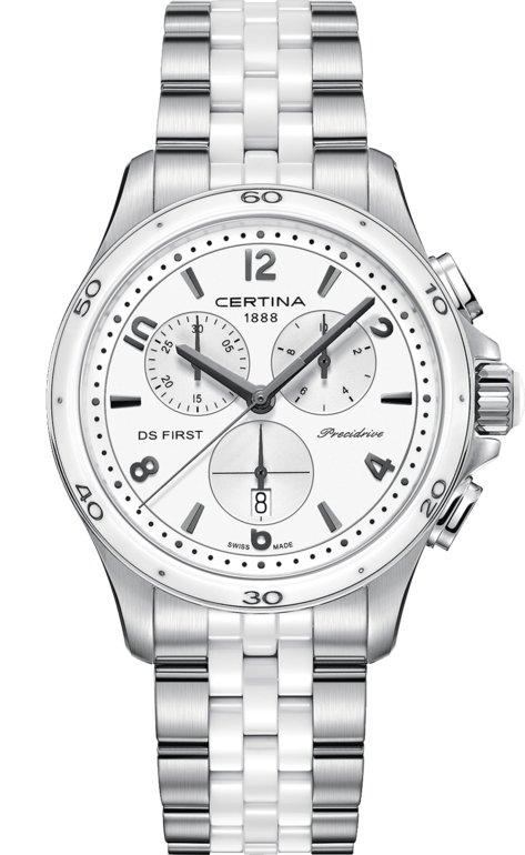 Certina C030.217.11.017.00 - zegarek damski