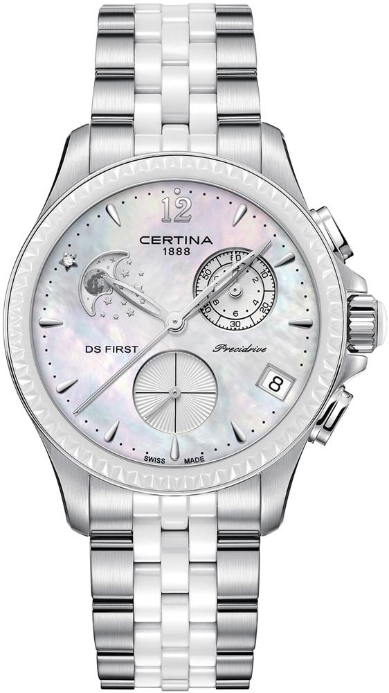 Certina C030.250.11.106.00 - zegarek damski