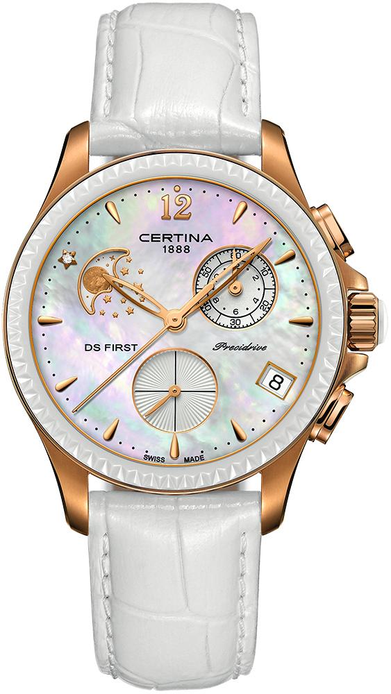 Certina C030.250.36.106.00 - zegarek damski