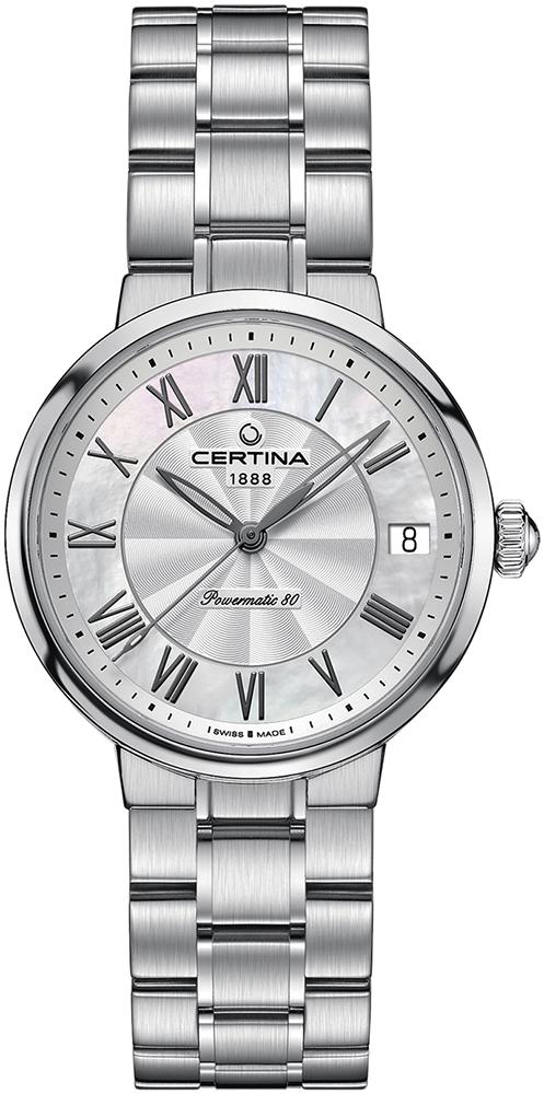 Certina C031.207.11.113.00 - zegarek damski