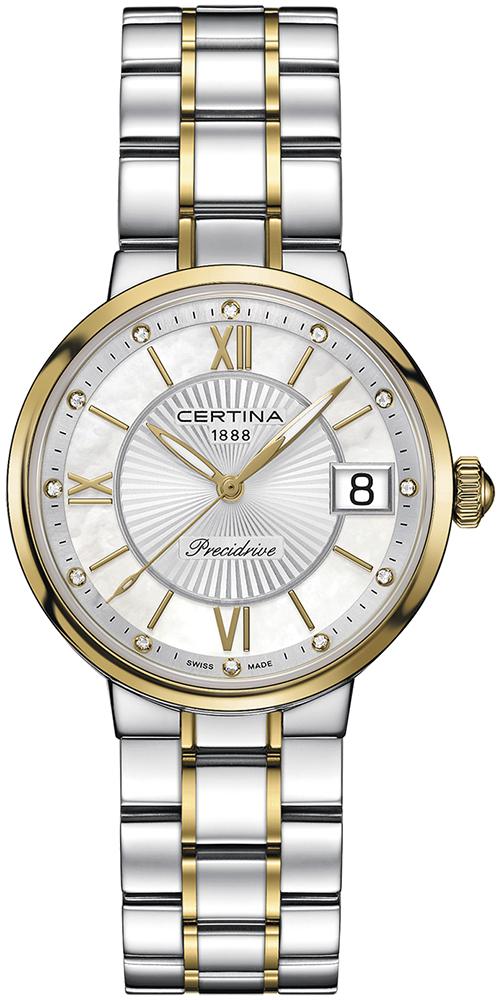Certina C031.210.22.116.00 - zegarek damski