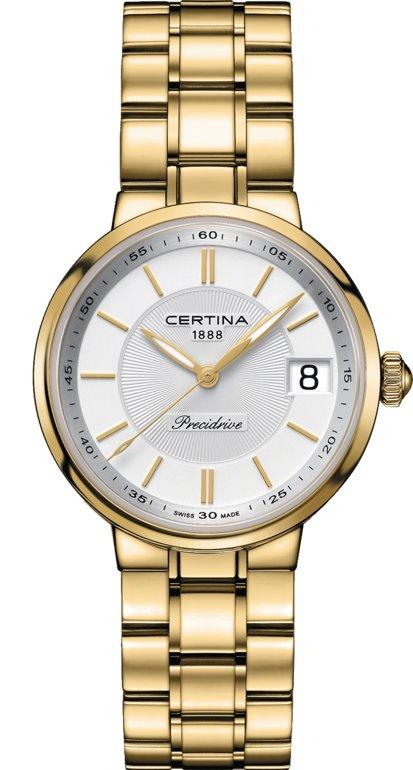 Certina C031.210.33.031.00 - zegarek damski