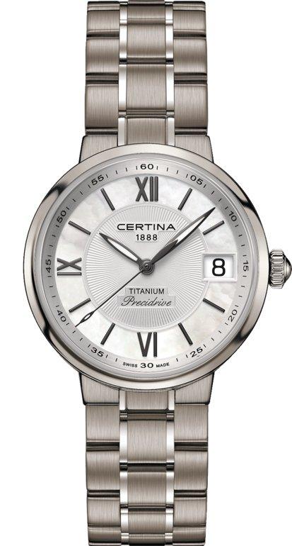 Certina C031.210.44.113.00 - zegarek damski