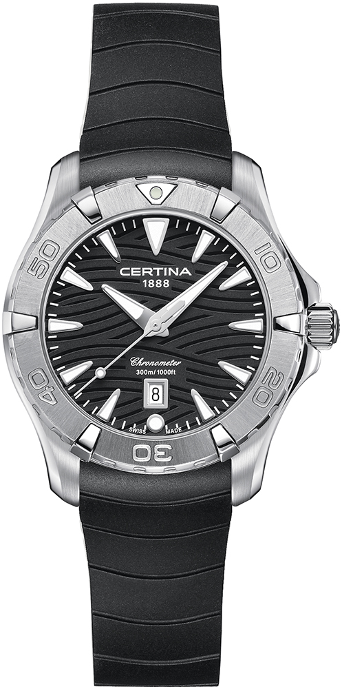 Certina C032.251.17.051.00 - zegarek damski