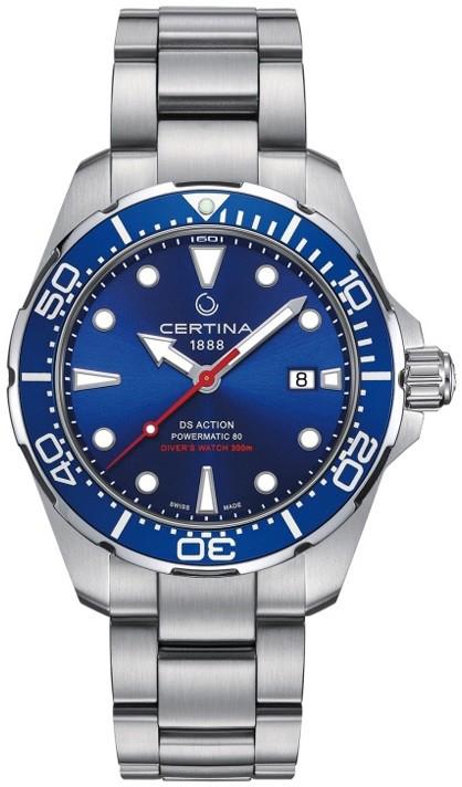 Certina C032.407.11.041.00 - zegarek męski