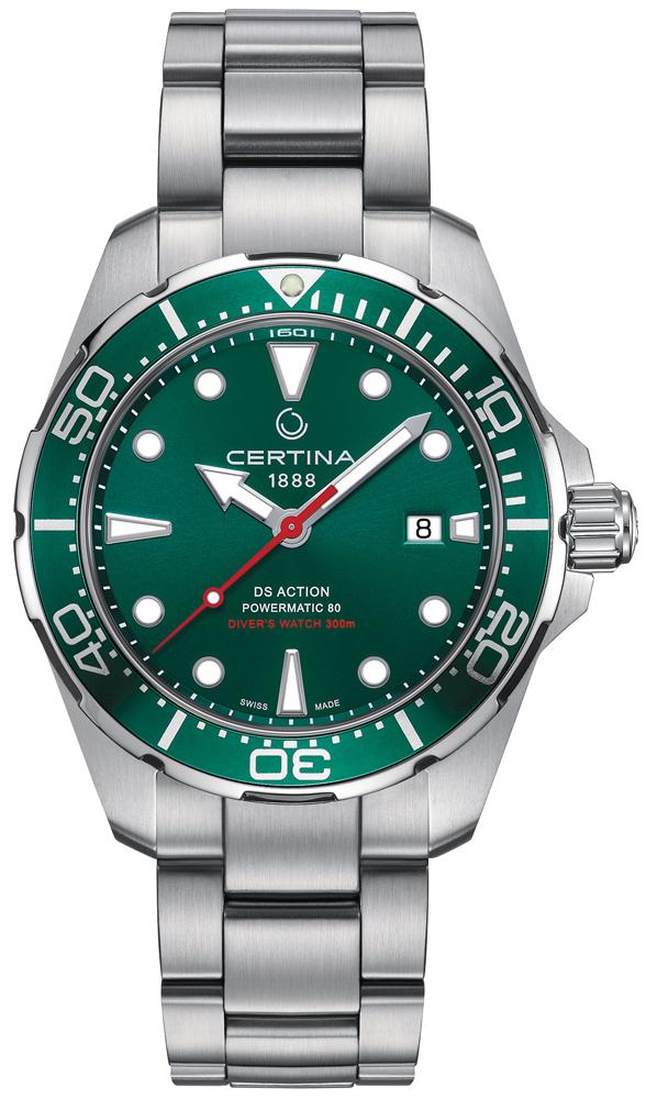 Certina C032.407.11.091.00 - zegarek męski