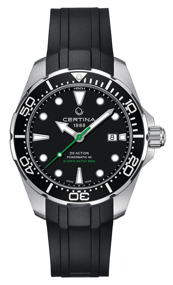 Certina C032.407.17.051.00 - zegarek męski