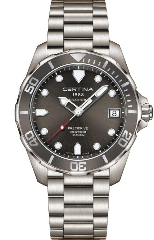 Certina C032.410.44.081.00 - zegarek męski