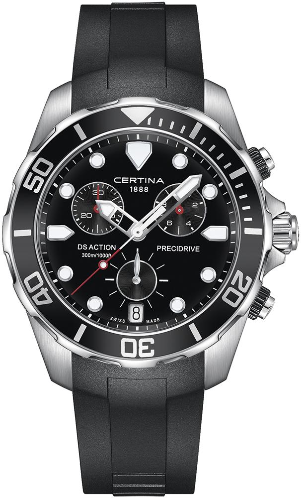 Certina C032.417.17.051.00 - zegarek męski