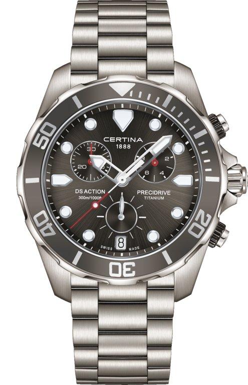 Certina C032.417.44.081.00 - zegarek męski