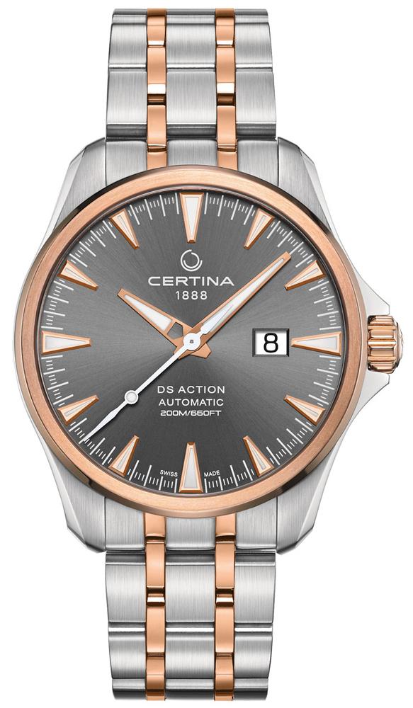 Certina C032.426.22.081.00 - zegarek męski