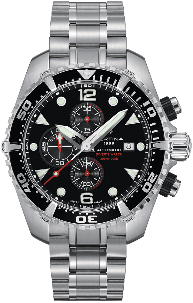 Certina C032.427.11.051.00 - zegarek męski