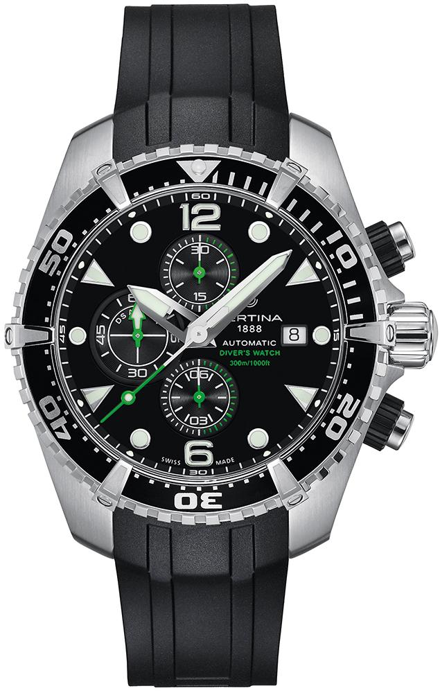 Certina C032.427.17.051.00 - zegarek męski