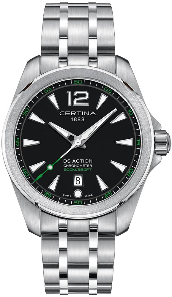Certina C032.851.11.057.02 - zegarek męski