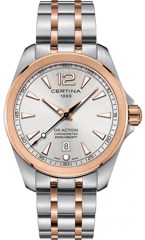 Certina C032.851.22.037.00 - zegarek męski