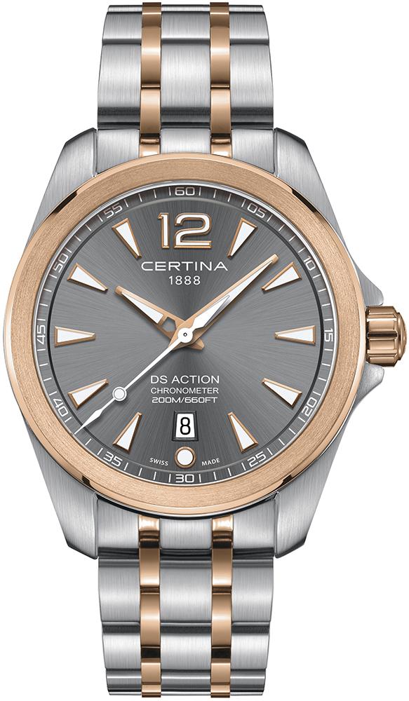 Certina C032.851.22.087.00 - zegarek męski